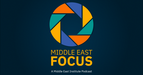 Middle East Focus podcast logo