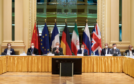 Photo by EU Delegation in Vienna via Getty Images