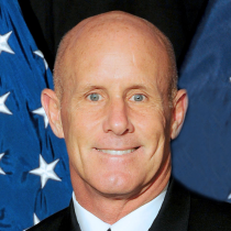 Vice Admiral Robert S Harward, Jr.  Profile Image